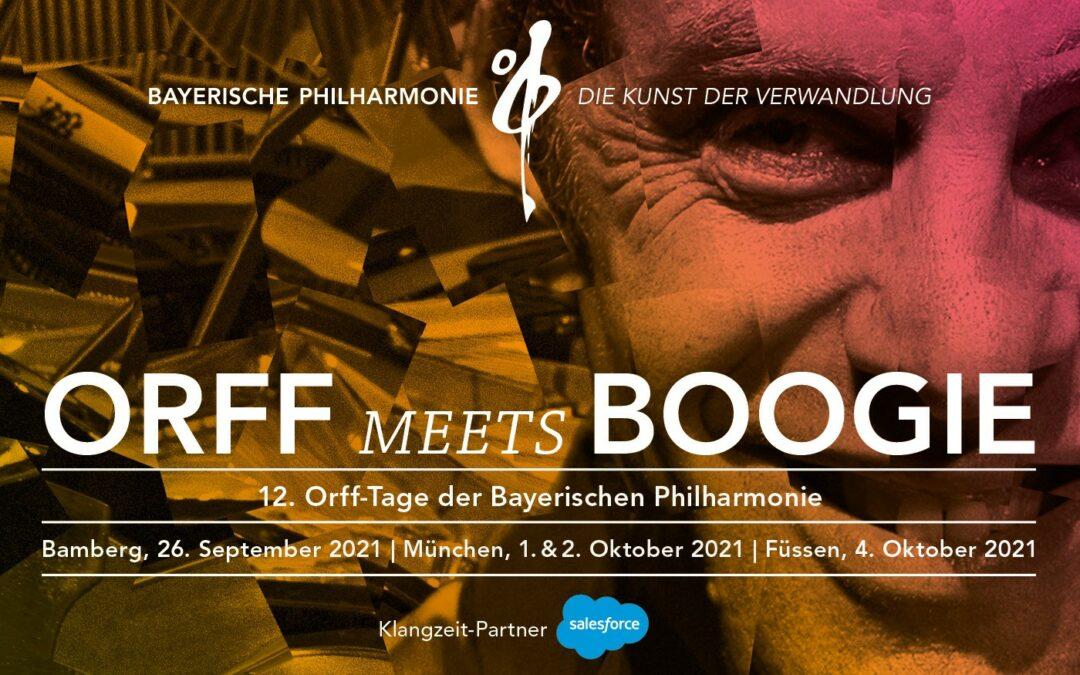 Orff meets Boogie